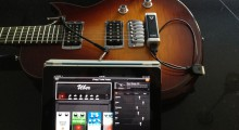  iPad Guitar Setup