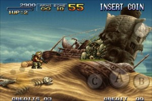 metal slug 3 screen